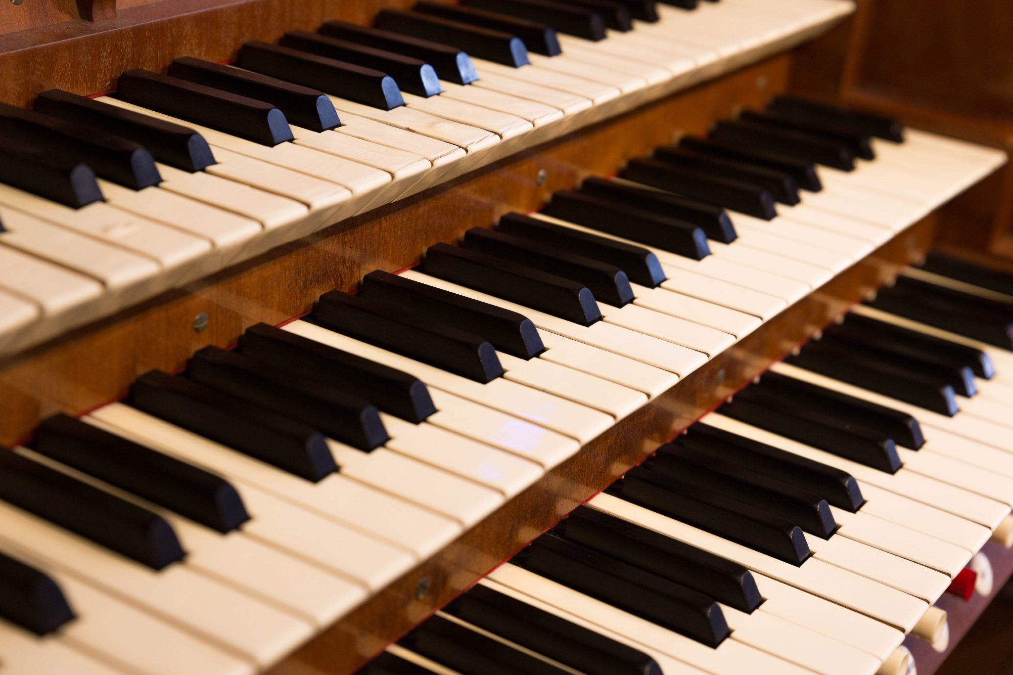Orgelmusik St. Markus zur Passionszeit