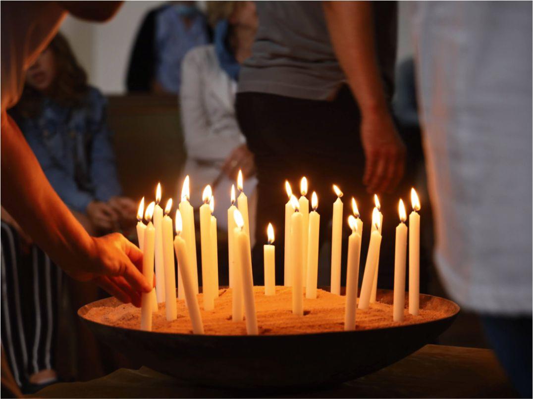 Taizé-Gottesdienst am 2. Advent