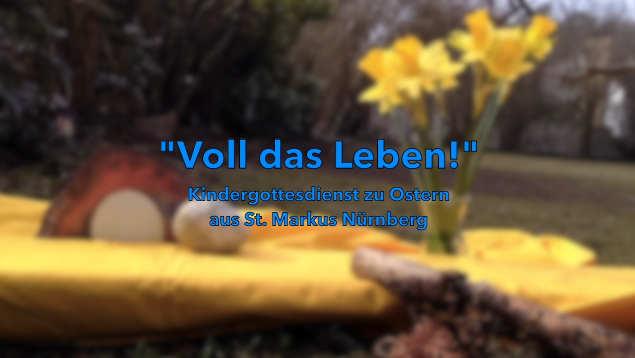 Read more about the article Kindergottesdienst zu Ostern online
