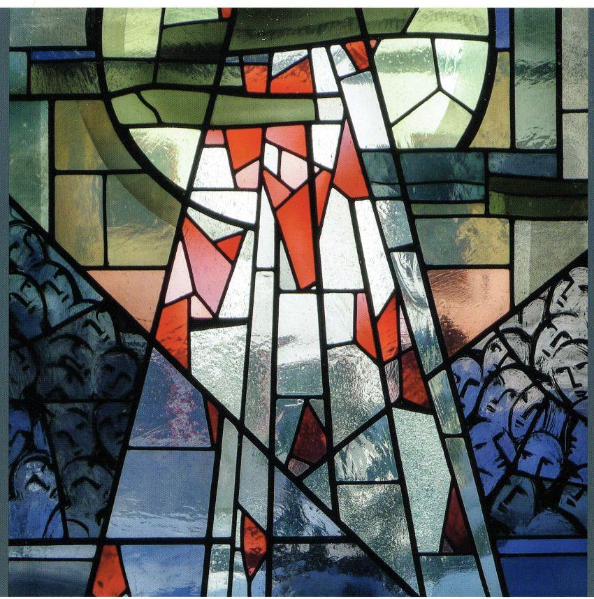 Fränkische Reim-Predigt am Pfingstsonntag