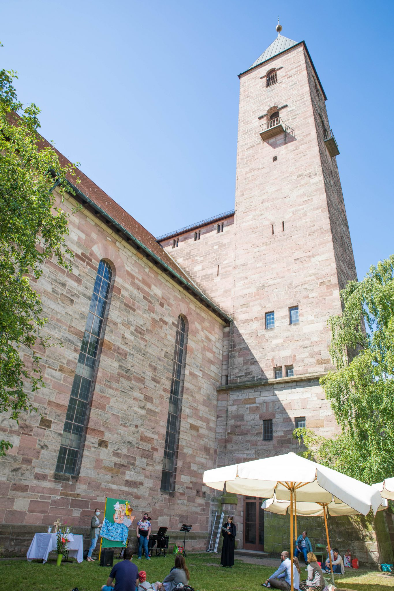 Read more about the article Picknick-Gottesdienst am 11.7.